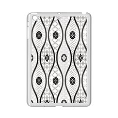Public Domain Grey Star Ipad Mini 2 Enamel Coated Cases