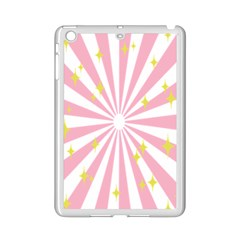 Star Pink Hole Hurak Ipad Mini 2 Enamel Coated Cases