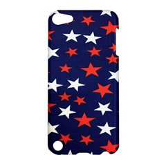 Star Red White Blue Sky Space Apple Ipod Touch 5 Hardshell Case