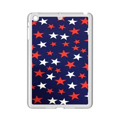 Star Red White Blue Sky Space Ipad Mini 2 Enamel Coated Cases by Alisyart