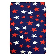 Star Red White Blue Sky Space Flap Covers (s)  by Alisyart