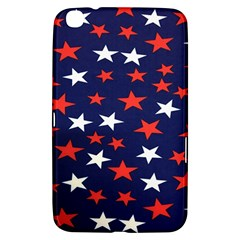 Star Red White Blue Sky Space Samsung Galaxy Tab 3 (8 ) T3100 Hardshell Case  by Alisyart