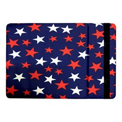 Star Red White Blue Sky Space Samsung Galaxy Tab Pro 10 1  Flip Case by Alisyart