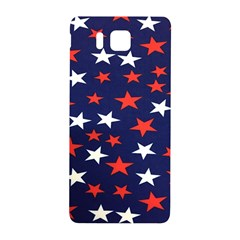 Star Red White Blue Sky Space Samsung Galaxy Alpha Hardshell Back Case by Alisyart