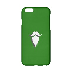 The Dude Beard White Green Apple Iphone 6/6s Hardshell Case by Alisyart