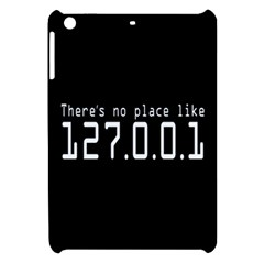 There s No Place Like Number Sign Apple Ipad Mini Hardshell Case by Alisyart