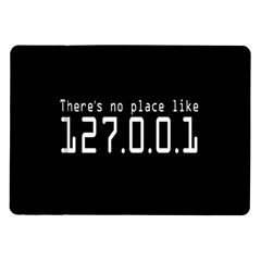 There s No Place Like Number Sign Samsung Galaxy Tab 10 1  P7500 Flip Case