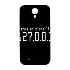 There s No Place Like Number Sign Samsung Galaxy S4 I9500/i9505  Hardshell Back Case