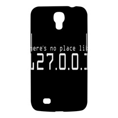 There s No Place Like Number Sign Samsung Galaxy Mega 6 3  I9200 Hardshell Case by Alisyart