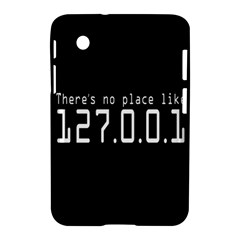 There s No Place Like Number Sign Samsung Galaxy Tab 2 (7 ) P3100 Hardshell Case  by Alisyart