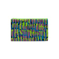 Surface Pattern Green Cosmetic Bag (xs) by Alisyart