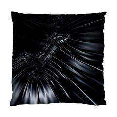 Fractal Mathematics Abstract Standard Cushion Case (two Sides) by Amaryn4rt
