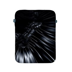 Fractal Mathematics Abstract Apple Ipad 2/3/4 Protective Soft Cases by Amaryn4rt