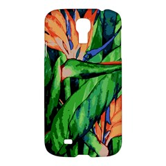 Flowers Art Beautiful Samsung Galaxy S4 I9500/i9505 Hardshell Case