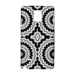 Pattern Tile Seamless Design Samsung Galaxy Note 4 Hardshell Case