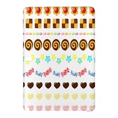 Sunflower Plaid Candy Star Cocolate Love Heart Samsung Galaxy Tab Pro 12 2 Hardshell Case by Alisyart