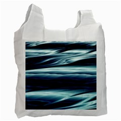 Texture Fractal Frax Hd Mathematics Recycle Bag (two Side)  by Amaryn4rt