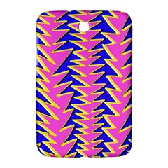 Triangle Pink Blue Samsung Galaxy Note 8 0 N5100 Hardshell Case
