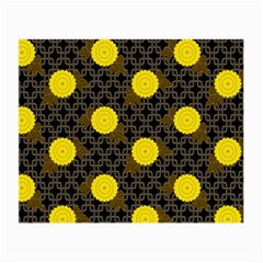 Sunflower Yellow Small Glasses Cloth