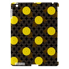 Sunflower Yellow Apple Ipad 3/4 Hardshell Case (compatible With Smart Cover)
