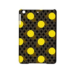 Sunflower Yellow Ipad Mini 2 Hardshell Cases