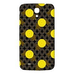 Sunflower Yellow Samsung Galaxy Mega I9200 Hardshell Back Case