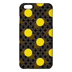 Sunflower Yellow Iphone 6 Plus/6s Plus Tpu Case by Alisyart