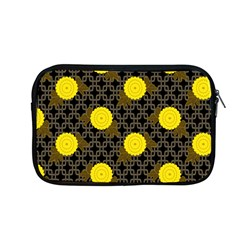 Sunflower Yellow Apple Macbook Pro 13  Zipper Case