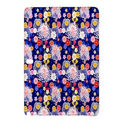 Season Flower Arrangements Purple Samsung Galaxy Tab Pro 10 1 Hardshell Case