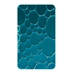 Water Bubble Blue Memory Card Reader