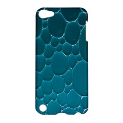 Water Bubble Blue Apple Ipod Touch 5 Hardshell Case