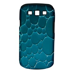 Water Bubble Blue Samsung Galaxy S Iii Classic Hardshell Case (pc+silicone)