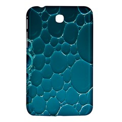 Water Bubble Blue Samsung Galaxy Tab 3 (7 ) P3200 Hardshell Case
