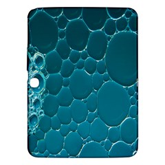 Water Bubble Blue Samsung Galaxy Tab 3 (10 1 ) P5200 Hardshell Case