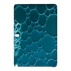 Water Bubble Blue Samsung Galaxy Tab Pro 10 1 Hardshell Case