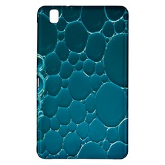 Water Bubble Blue Samsung Galaxy Tab Pro 8 4 Hardshell Case