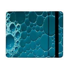 Water Bubble Blue Samsung Galaxy Tab Pro 8 4  Flip Case