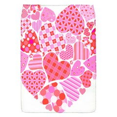 Valentines Day Pink Heart Love Flap Covers (s)  by Alisyart