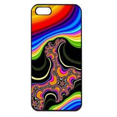 Wave Color Apple Iphone 5 Seamless Case (black)