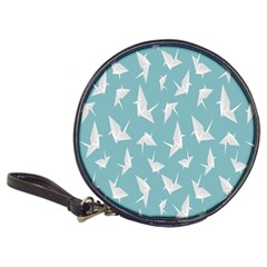 Origamim Paper Bird Blue Fly Classic 20 Cd Wallets