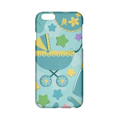 Baby Stroller Star Blue Apple Iphone 6/6s Hardshell Case