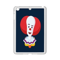 Clown Face Red Yellow Feat Mask Kids Ipad Mini 2 Enamel Coated Cases