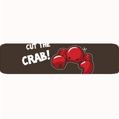 Cutthe Crab Red Brown Animals Beach Sea Large Bar Mats