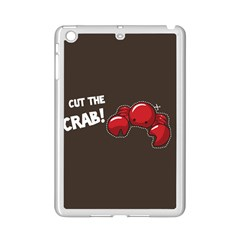 Cutthe Crab Red Brown Animals Beach Sea Ipad Mini 2 Enamel Coated Cases