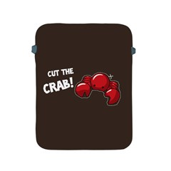 Cutthe Crab Red Brown Animals Beach Sea Apple Ipad 2/3/4 Protective Soft Cases