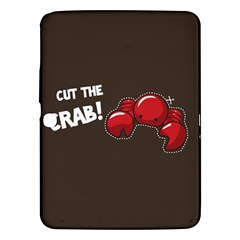 Cutthe Crab Red Brown Animals Beach Sea Samsung Galaxy Tab 3 (10 1 ) P5200 Hardshell Case