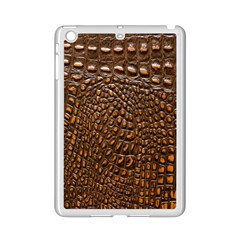 Crocodile Skin Ipad Mini 2 Enamel Coated Cases