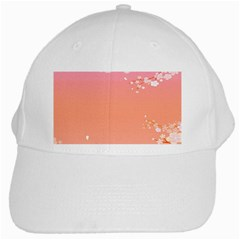 Flower Season Pink Purple Red White Cap