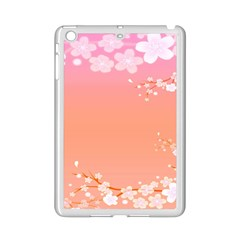 Flower Season Pink Purple Red Ipad Mini 2 Enamel Coated Cases