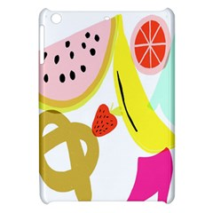 Fruit Watermelon Strawberry Banana Orange Shoes Lime Apple Ipad Mini Hardshell Case